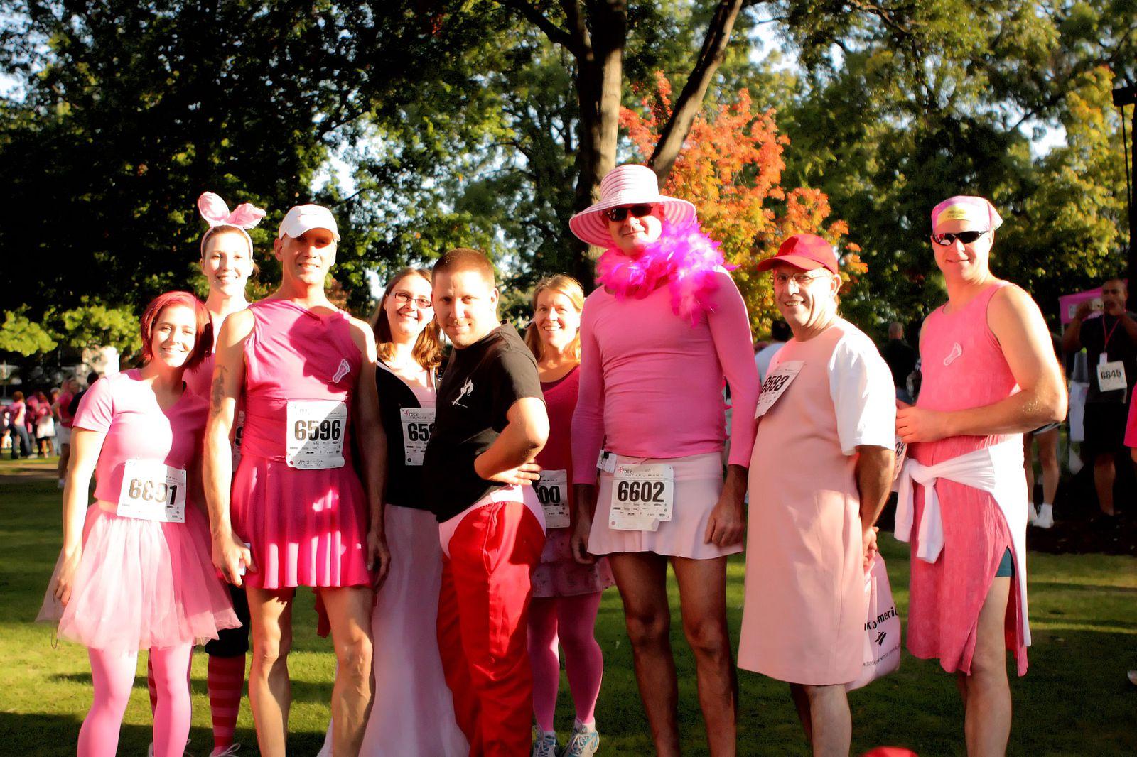 Pink Tu-Tu Team